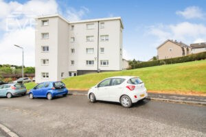 Fisher Crescent, Clydebank